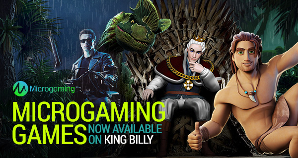 king billy microgaming