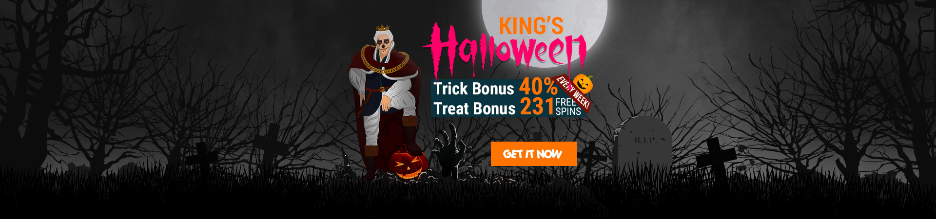 2020 10 King Billy English King's Halloween 1920x450